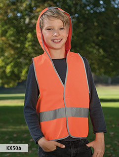 Skydds och säkerhetskläder Barn